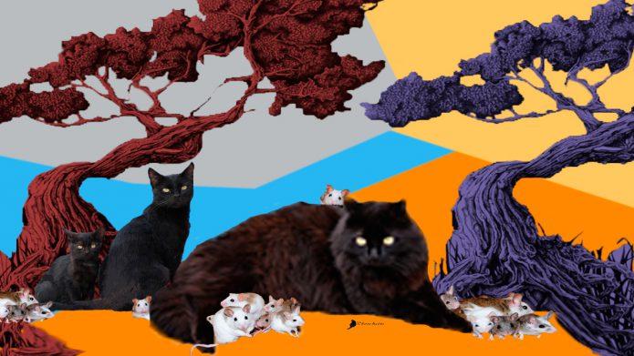 Sobre gatos, ratones y otros seres